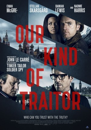 OUR KIND OF TRAITOR – Key Art