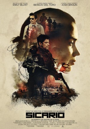 SICARIO – Key Art